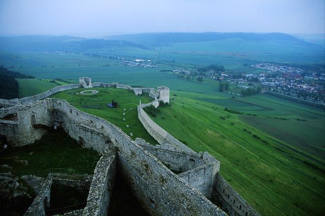 Slovak Castle Ruin