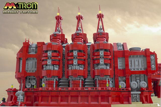 M:Tron Magnet Factory