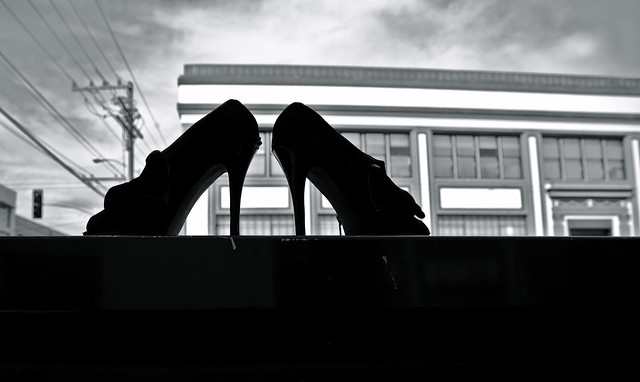 Shoes Against the World