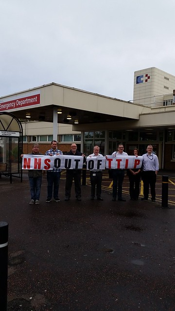 Craigavon Hospital TTIP Group Shot