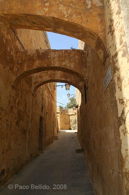 Una calle de la ciudadela. © Paco Bellido, 2008