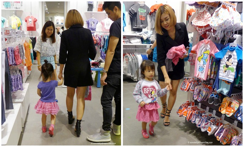 So Oddly Dreamlike | Mom Blogger on Parenting and Living in Singapore | FOX Kids & Baby Little Fashionista Styling Workshop
