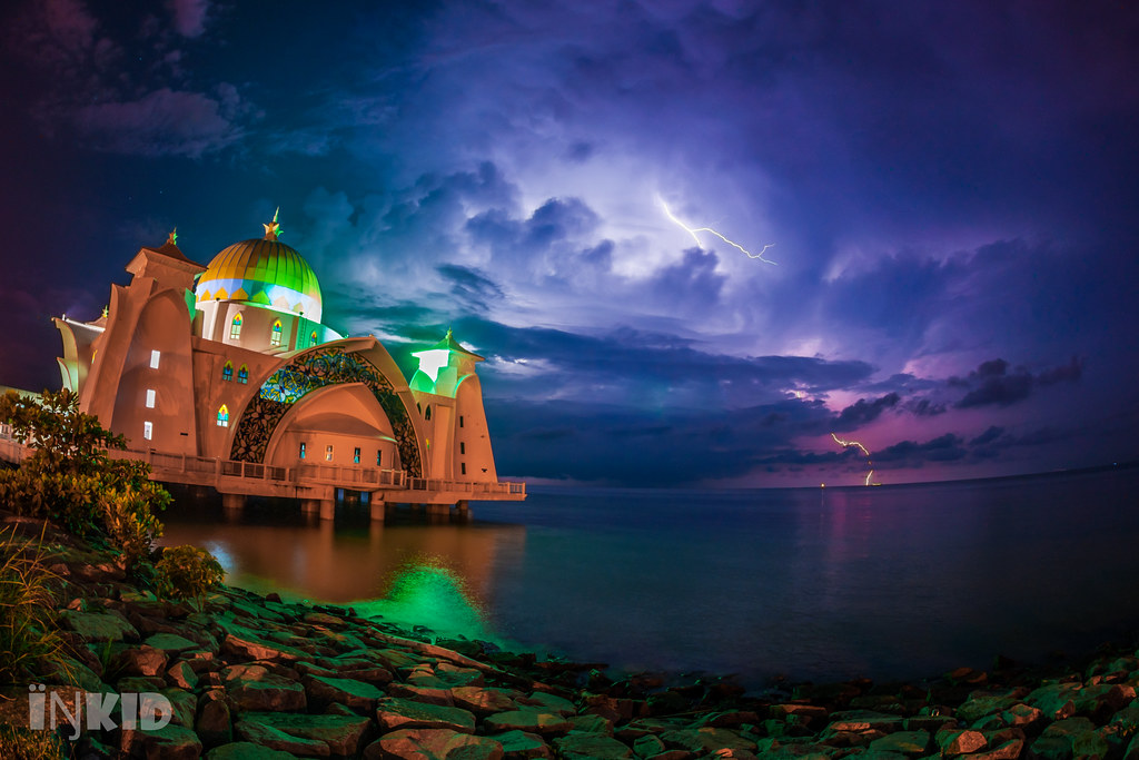 Malacca Straits Mosque