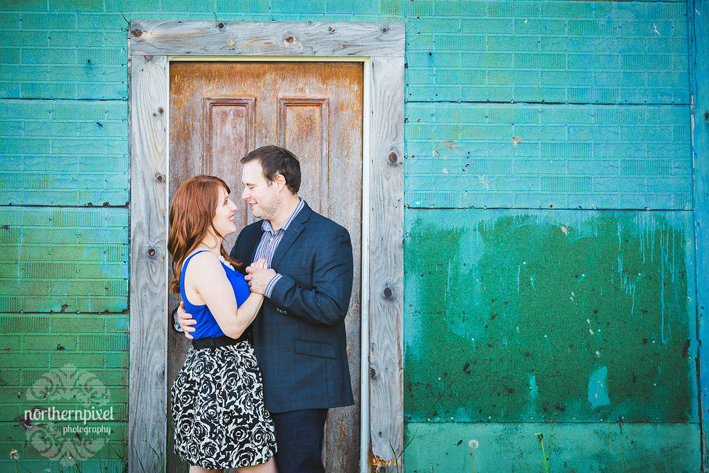 Engagement Session - Prince George