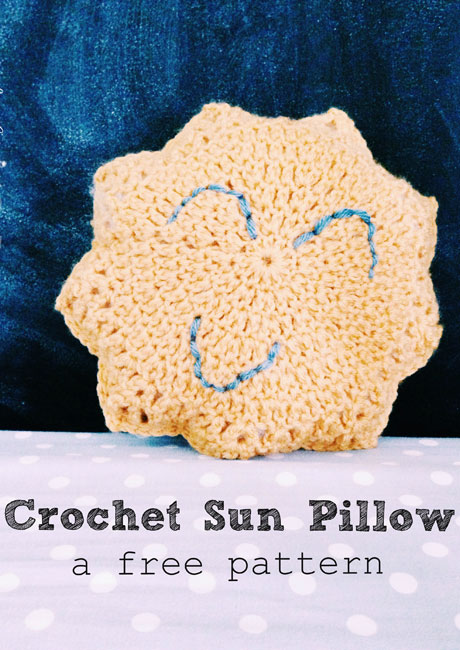 crochet-sun-pillow-free-pattern-e1405962976908