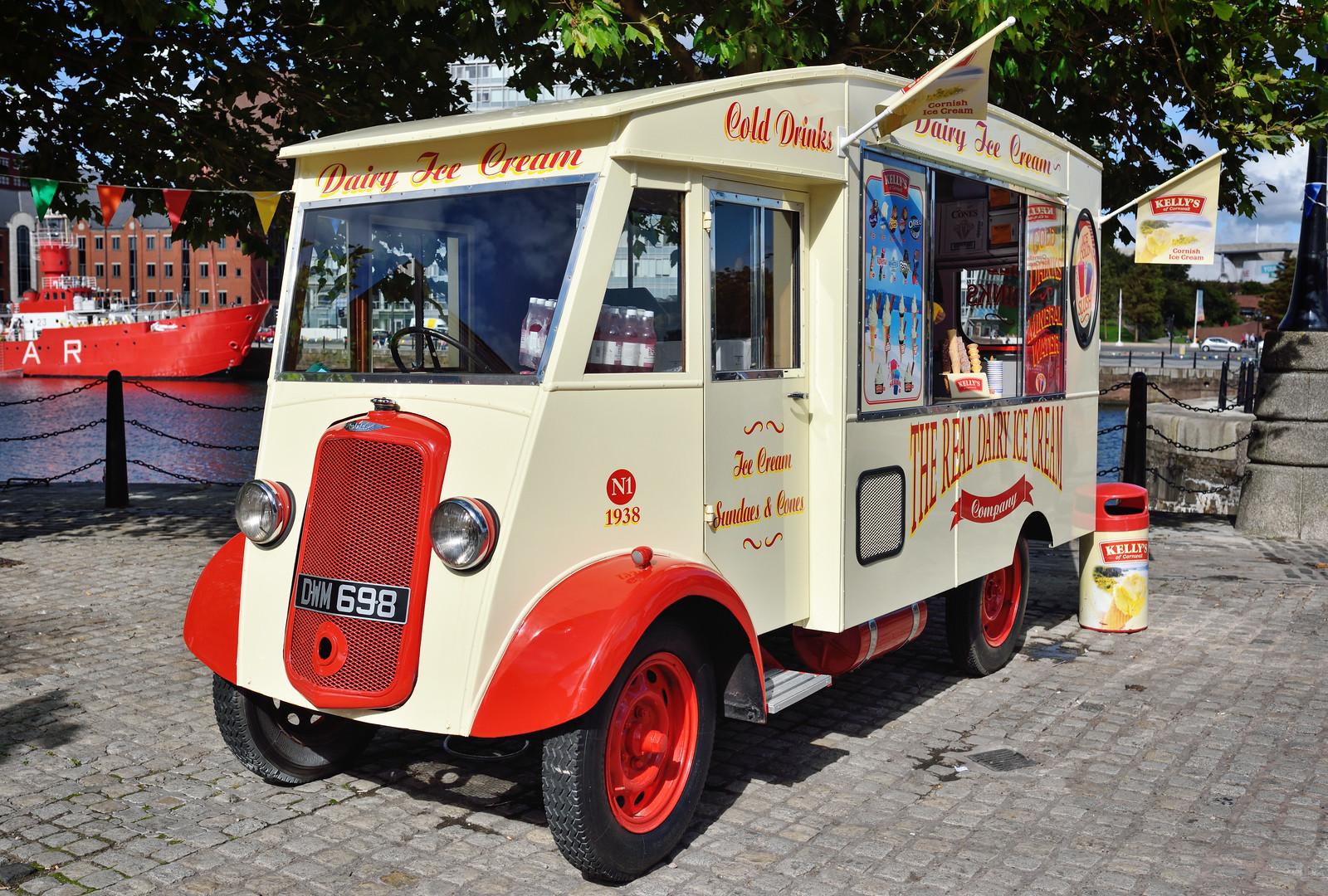 Ice Cream 1938