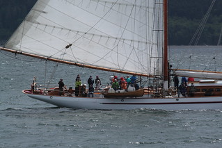 IMG_0250 - Port Townsend WA - Schooner ADVENTURESS on opening day May 3rd, 2014