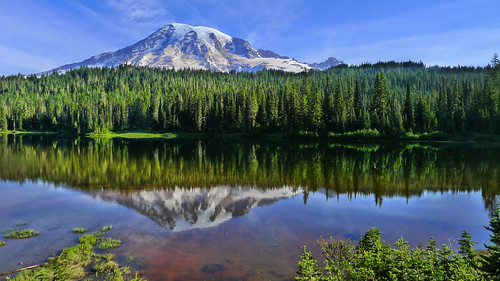 Lake and Ranier Washington Cascades 2014_0410