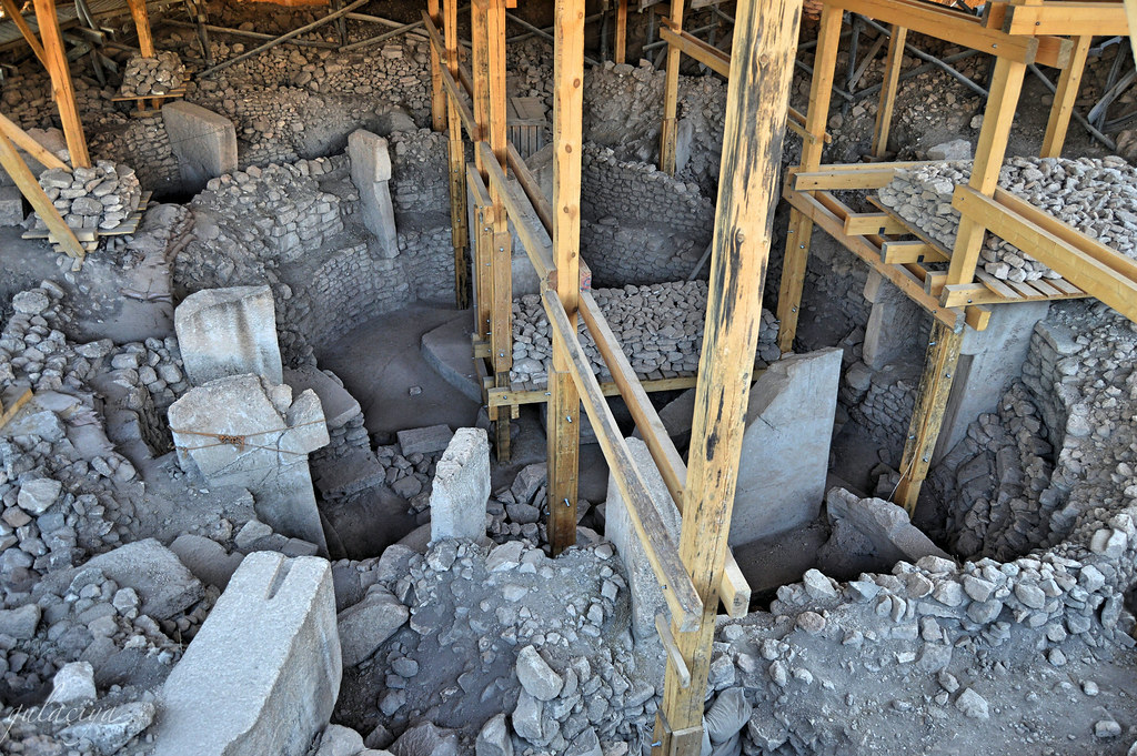 Gobekli Tepe/ Xirab Reşk, Urfa. World's first temple, and sign of the rise of civilization – 10th millennium BC