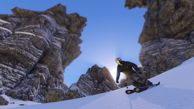 Open-world Winter Sports Game SNOW