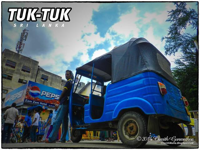 TUK-TUK Sri Lanka