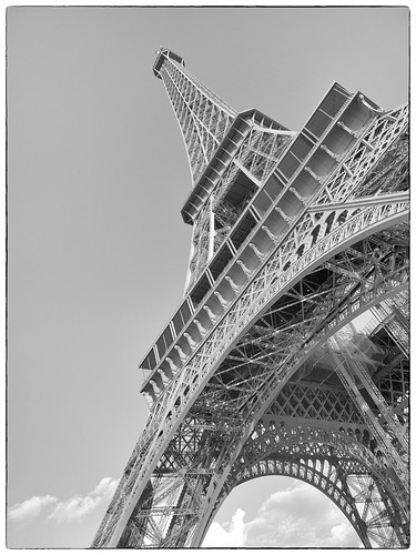 Eiffel Tower [Explored - Front Page]