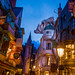 Wizarding World - Down the Alley by Cory Disbrow