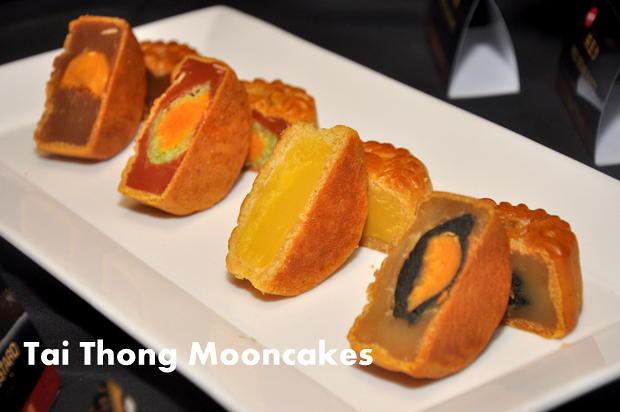 Tai Thong Mooncake 9