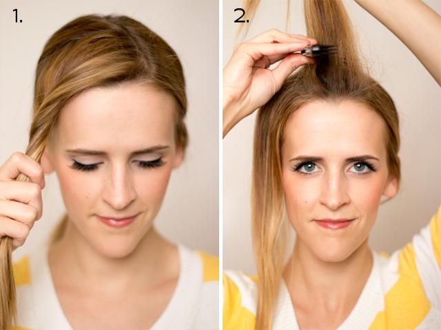 Hướng dẫn các cách tết tóc ĐẸP mà đơn giản 31