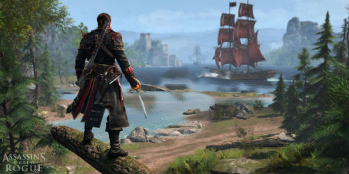 Assassin's Creed Rogue - Story Trailer