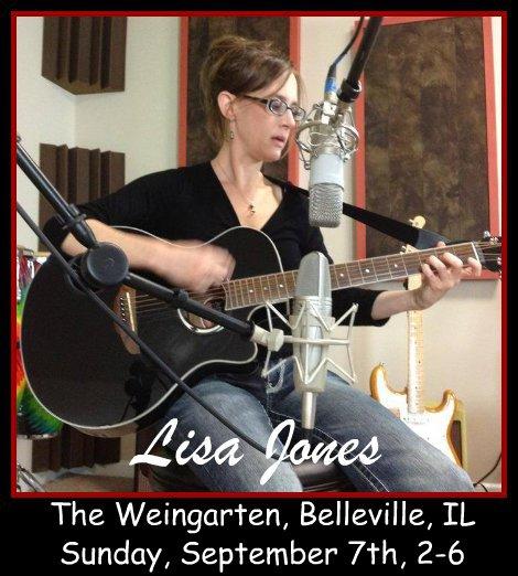 Lisa Jones 9-7-14