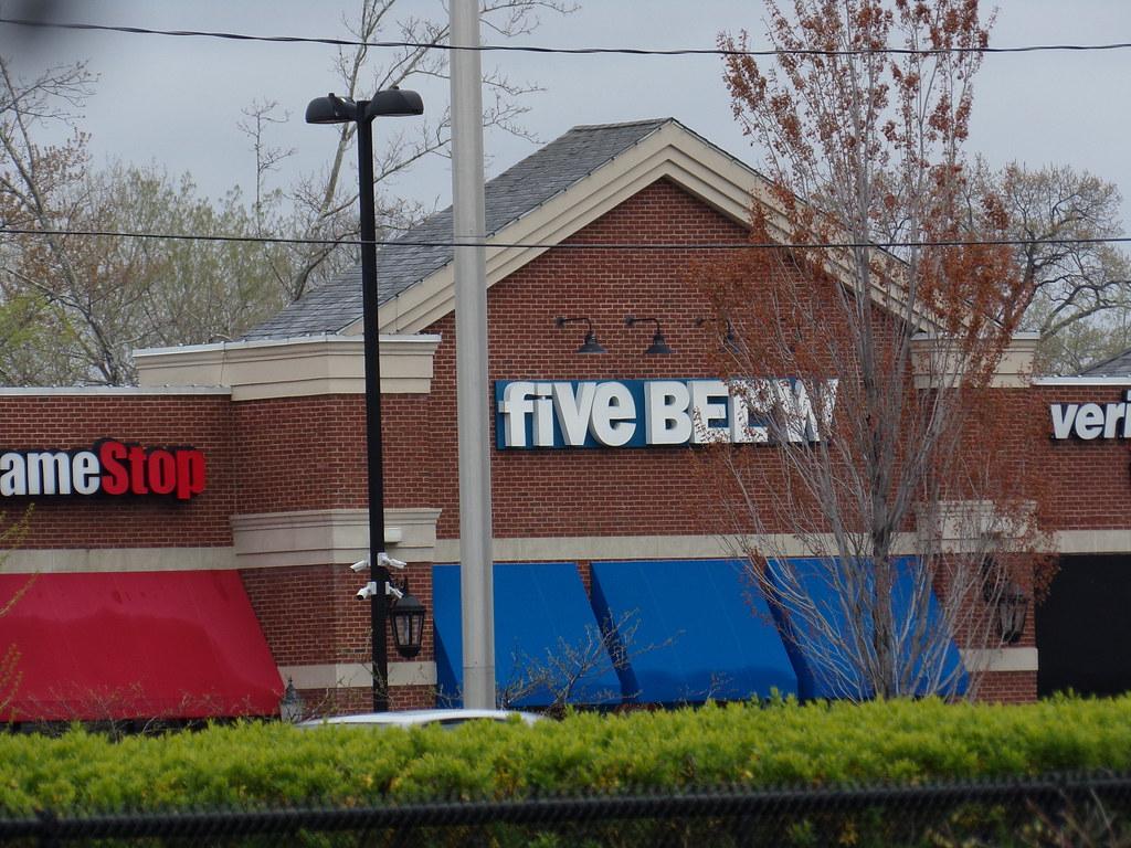 Five Below Clifton Nj