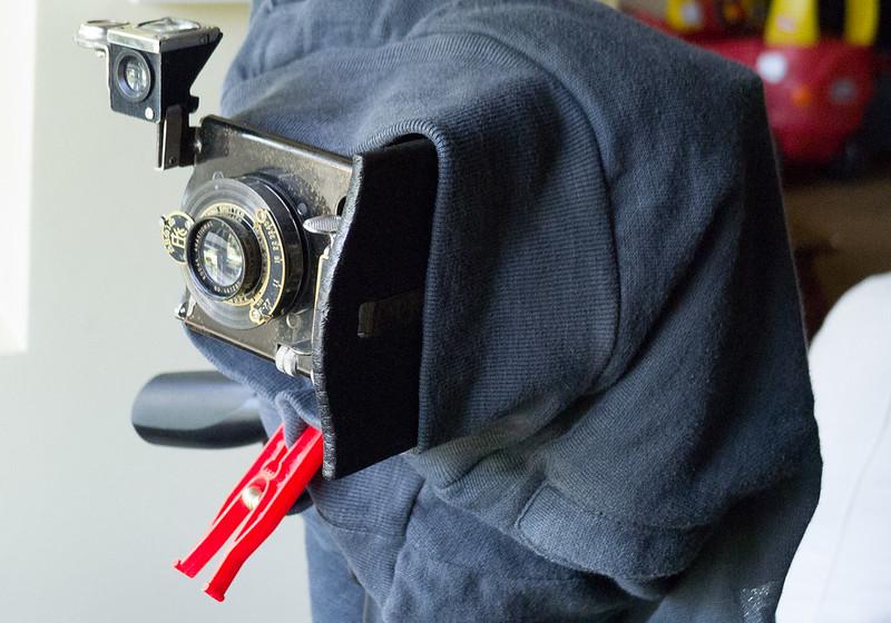 Convirtiendo cámaras antiguas de carrete a digital