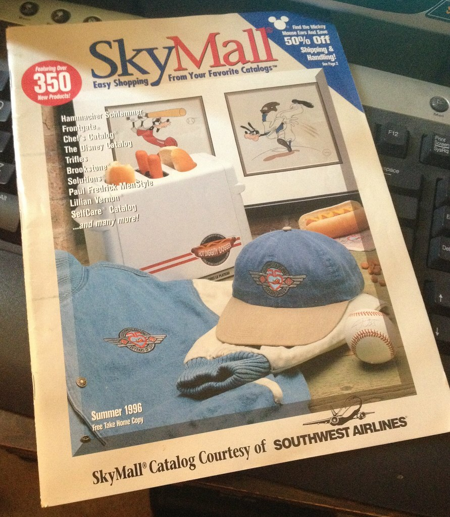 SkyMall cover