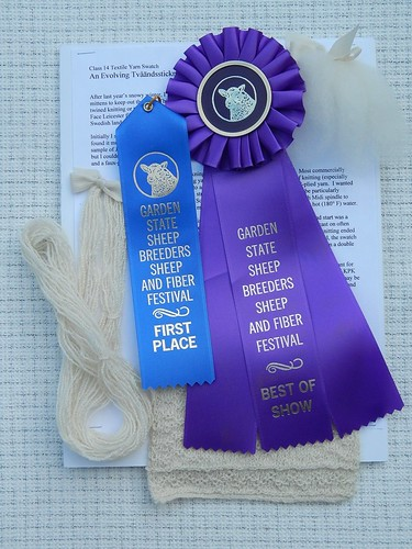First in Class, Best of Show