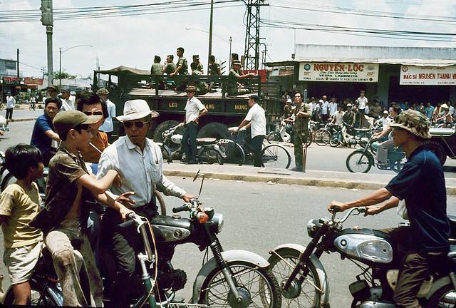 SOUTH VIETNAM 1975. Những ngày cuối cùng cuộc chiến tranh VN