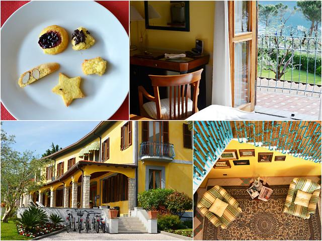 Hotel Villa Kinzica Montage 1