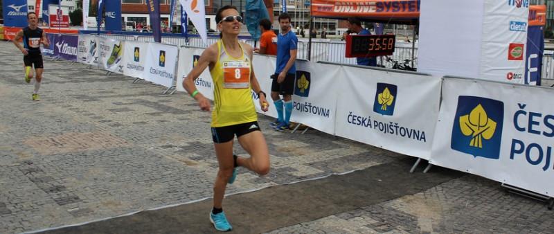 RunTour: Na výstavišti nejrychlejšími Čechy Sekyrová a Hodboď, vítězí ale Keňané
