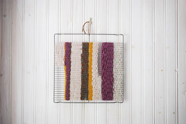 Wire Rack Weaving