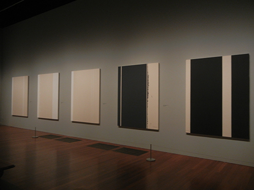 DSCN0402 _ The Stations of the Cross_ Lema Sabachthani, 1958-66, Barnett Newman, NGA at De Young