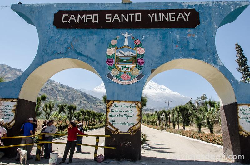 Camposanto de Yungay