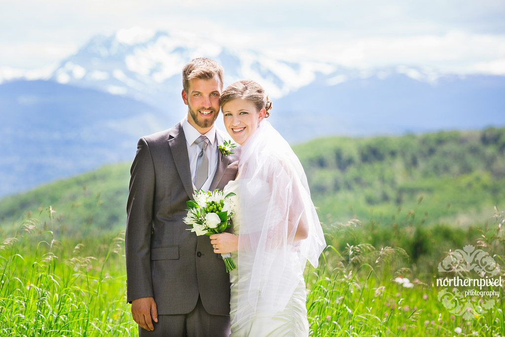 Mark & Jenna - Smithers BC Wedding