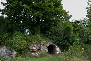 Vestiges du Chateau du Mont Aimé
