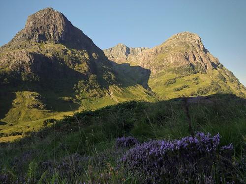 scotland threesisters glencoe