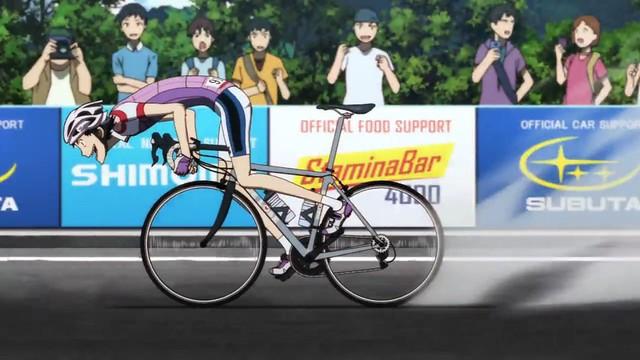Yowamushi Pedal ep 31 - image 05