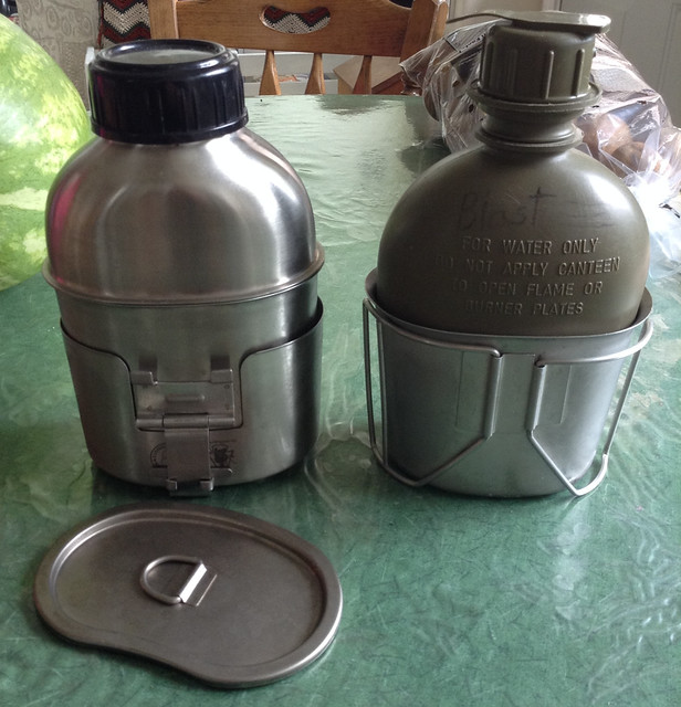 Pathfinder canteen cookset vs us mil canteen ets forums