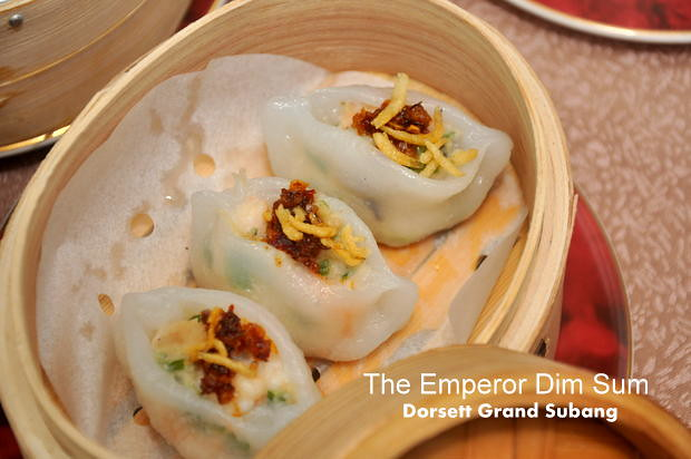 Dim Sum The Emperor Dorsett Grand Subang 17