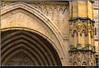 Bayonne - Cathédrale - Entrée