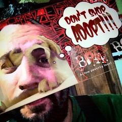 Don't shop, adopt!!!  #puppy #selfie over @enx108  #sticket #mosaic #selfieking