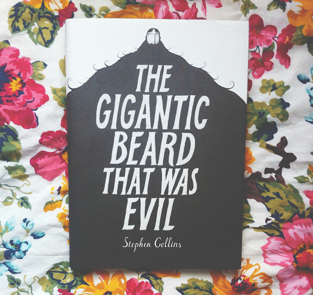 the gigantic beard that was evil stephen collins book blog uk vivatramp lifestyle blog uk