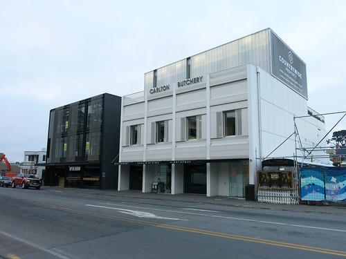 Carlton Butchery building, Victoria Street