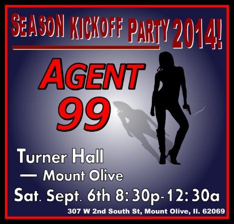 Agent 99, 9-6-14