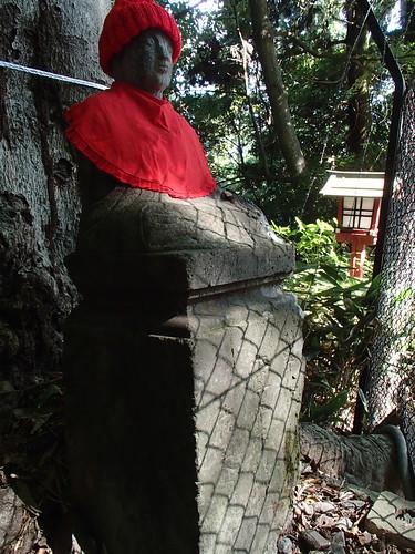 高尾山 礼拝的地方 - naniyuutorimannen - 您说什么!