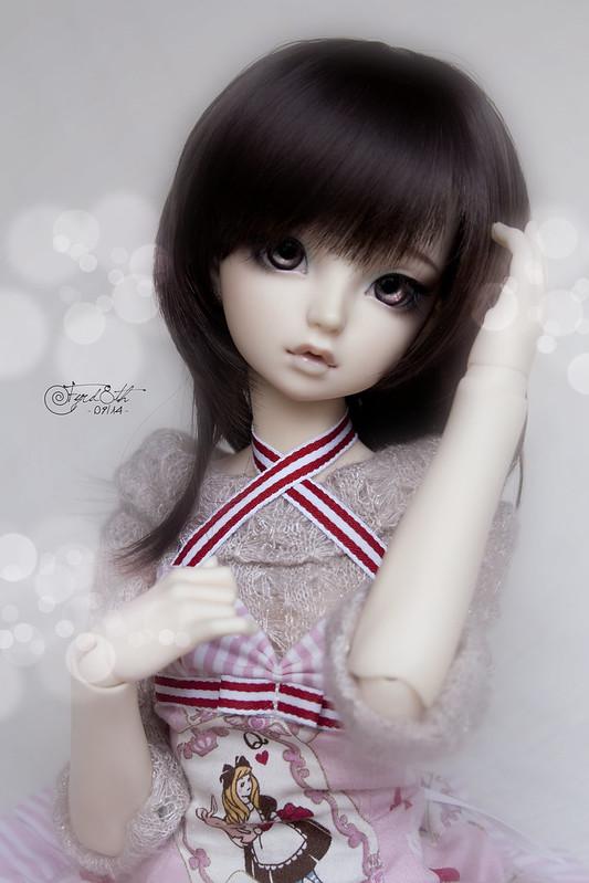 Dazzling Princess Eiko 01