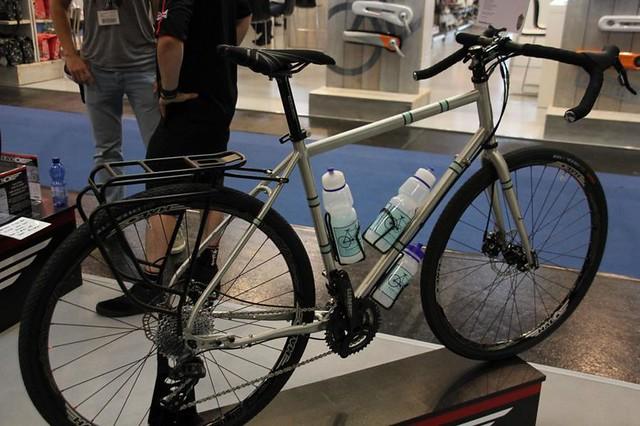 The Light Blue Eurobike 2014