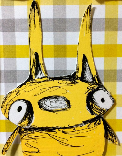 Silly rabbit and the yellow wallpaper
