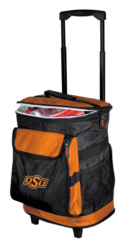 Oklahoma State Cowboys Rolling Cooler