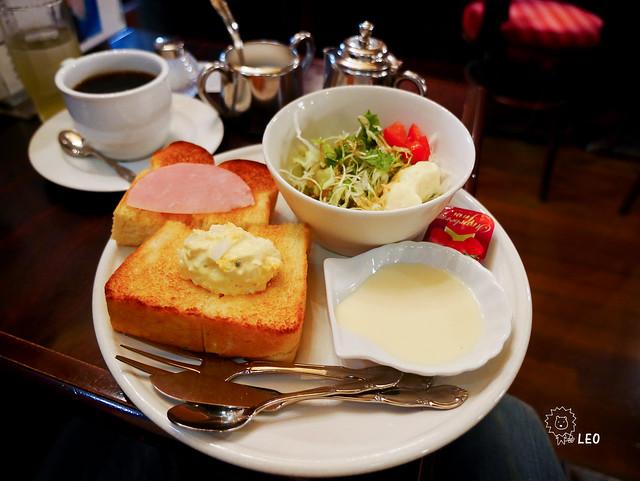 [東京 淺草]–好咖啡與好早餐–ロイヤル自家焙煎咖啡店