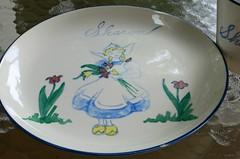 dishware, flower, platter, blue and white porcelain, plate, tableware, saucer, porcelain,