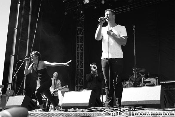 San Fermin @ Boston Calling 2014, Sunday